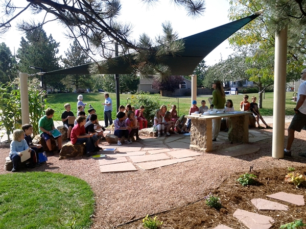 Design Ideas For The Outdoor Classroom ~ Carolina shade sails archives