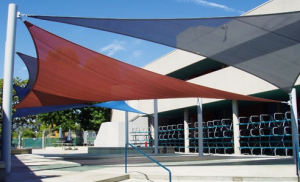 TriangleSails - Aquatics Center