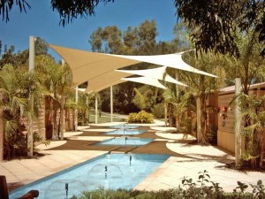 tan shade sails