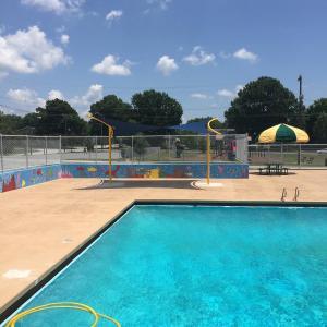 Warnersville Pool - Greensboro NC