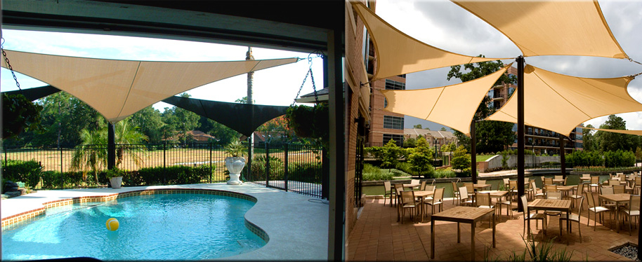Commerical Shade Sails