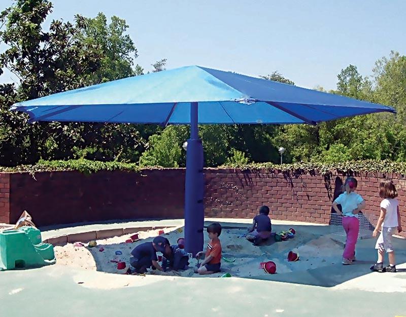 Shade Canopy - Playground