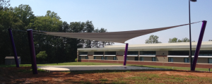 Northern Guilford Middle School Shade Sail