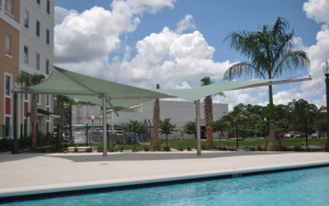 If you are looking for a custom or a pre-engineered structure give Carolina Shade a call.
