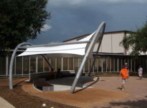 Amphitheater -TH Rogers School, Houston copy