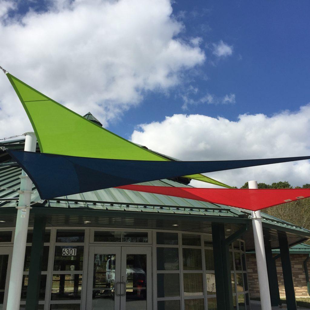 Outdoor Shade Structure Carolina Shade ails LLC