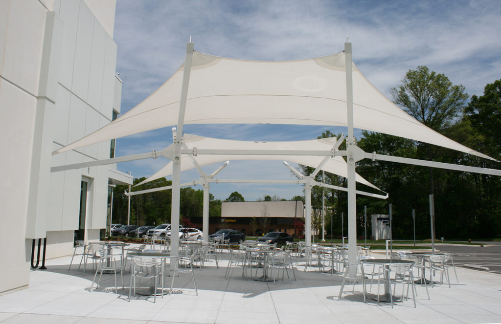 Shade Structures Shade Sails Shade Fabric Architectural
