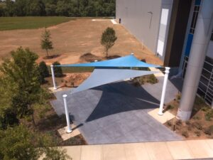 Shelby NC - Carolina Shade Sails
