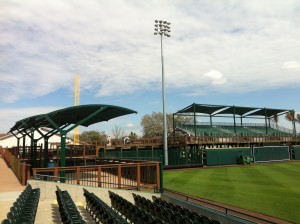 Ball Parks- Cantilever Structures